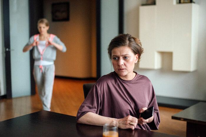 Мария Голубкина. / Фото: www.kino-teatr.ru