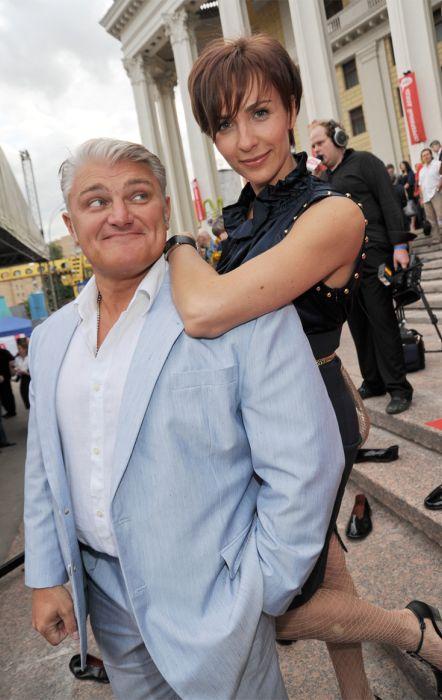 Ирина и Владимир Турчинские. / Фото: www.aif.ru