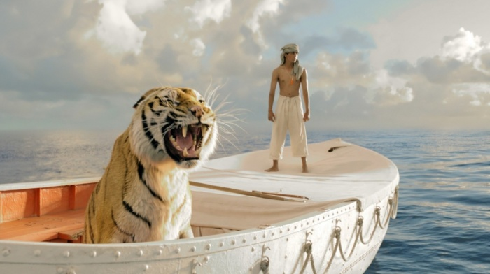Кадр из фильма «Жизнь Пи». / Фото: www.kinopoisk.ru