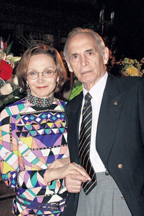 Василий Лановой и Ирина Купченко. / Фото: www.yandex.net