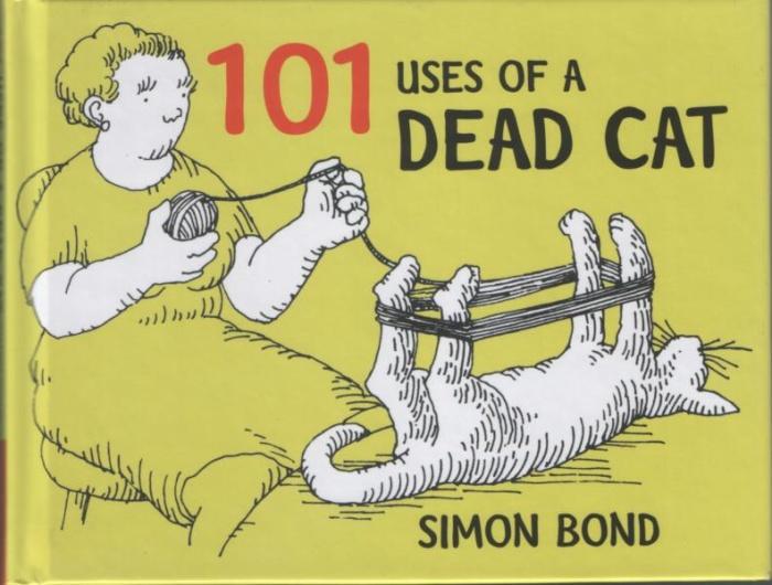 Саймон Бонд, «101 способ использования дохлого кота».  / Фото: www.motherless.com