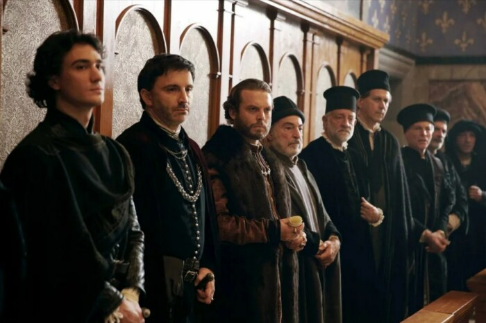 Кадр из сериала «Медичи: Повелители Флоренции». / Фото: www.kinopoisk.ru
