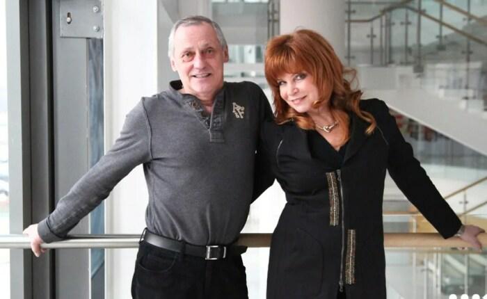 Игорь Бобрин и Наталья Бестемьянова. / Фото: www.riavesti.com