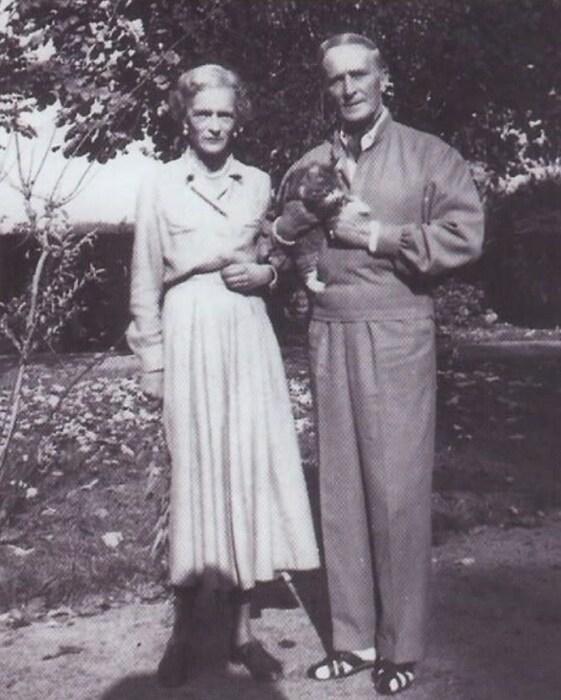 Ирина Романова и Феликс Юсупов. / Фото: www.pinimg.com
