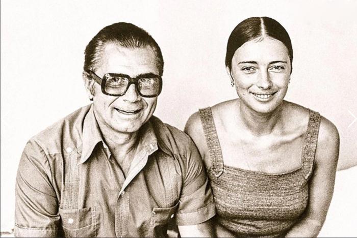 Галина и Виктор Беседины. / Фото: www.moscvichka.ru