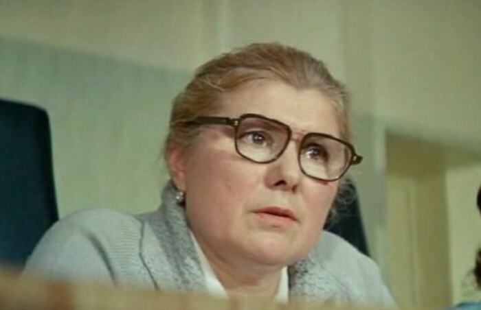 Валентина Владимирова в фильме «Единственная». / Фото: www.kino-teatr.ru