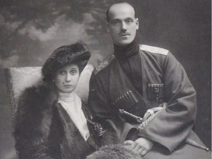 Михаил Романов и Наталья Вульферт. / Фото: www.yandex.net
