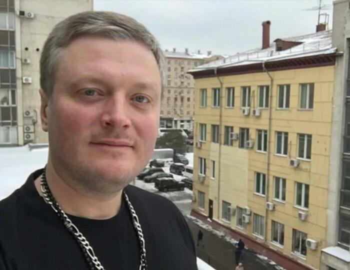 Антон Кись. / Фото: www.moskva.info