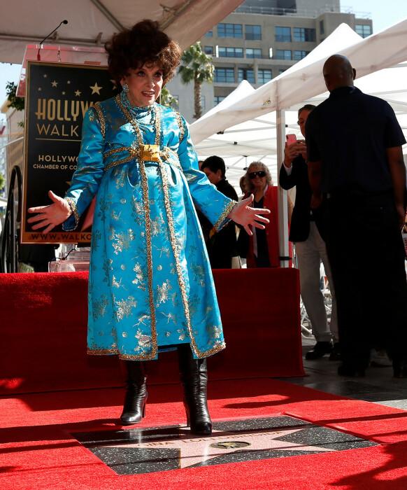 Джина Лоллобриджида. / Фото: www.gazeta.ru