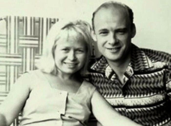 Александра Пахмутова и Николай Добронравов. / Фото: www.1tv.ru