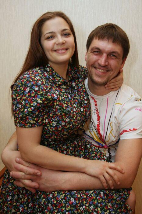 Ирина Пегова и Дмитрий Орлов. / Фото: www.skverweb.ru