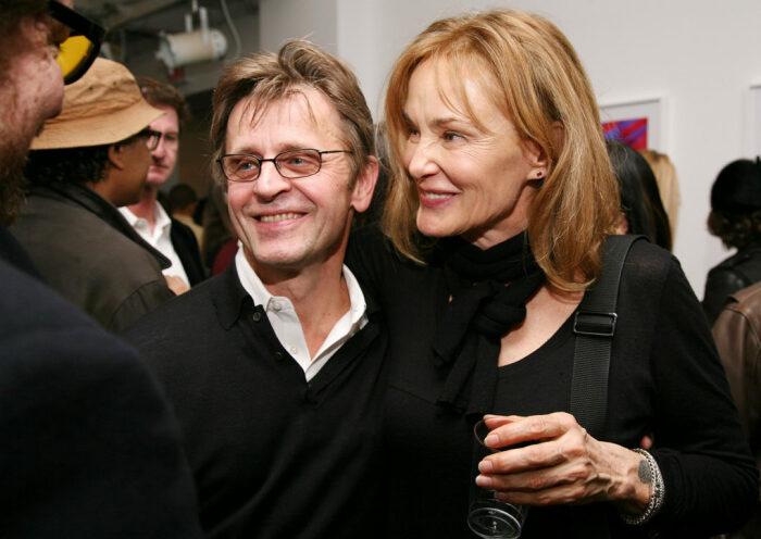 Михаил Барышников и Джессика Лэнг. / Фото: www.gettyimages.com