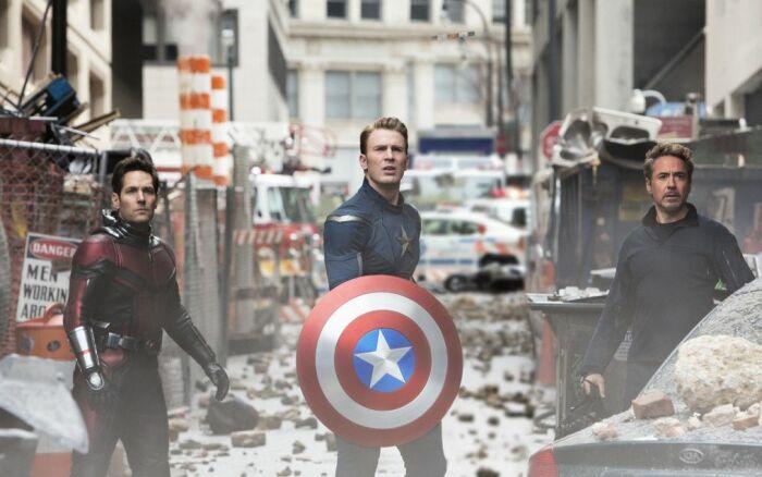 Кадр из фильма «Мстители: Финал». / Фото: www.kinopoisk.ru