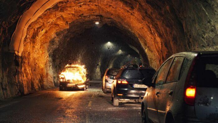 Кадр из фильма «Туннель: Опасно для жизни». / Фото: www.kinopoisk.ru