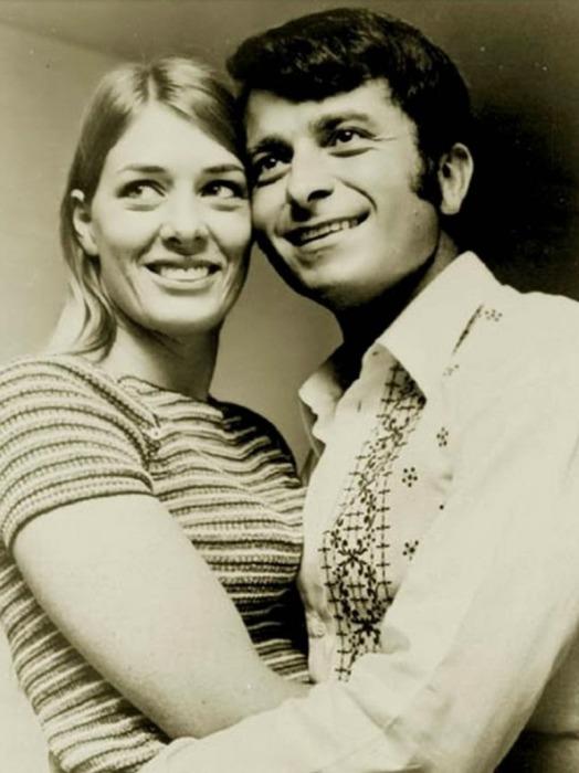 Ким Гроув и Роберто Касали. / Фото: www.jread.ru