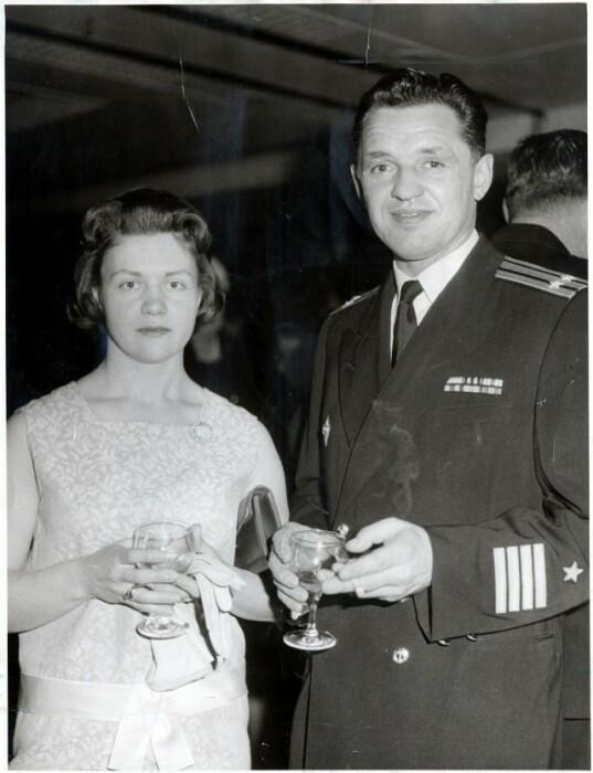 Евгений Иванов с женой Майей Горкиной. / Фото: www.kratko-news.com