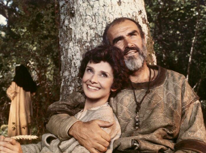 Кадр из фильма «Робин и Мэриэн». / Фото: www.kinopoisk.ru