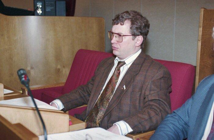 Сергей Мавроди. / Фото: www.twimg.com