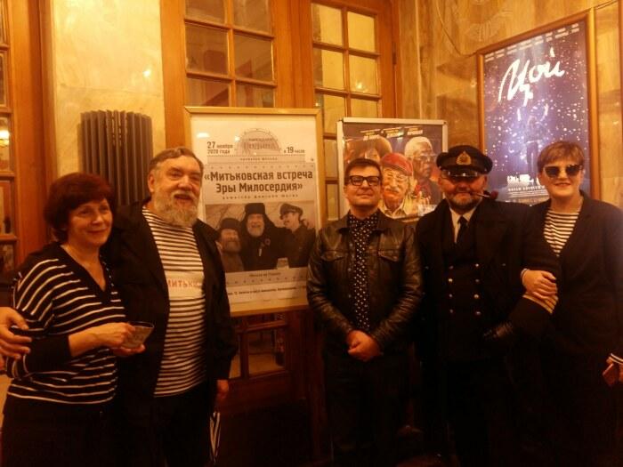 Создатели фильма перед премьерой. / Фото: www.facebook.com