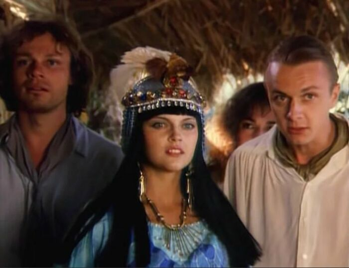 Кадр из фильма «Сердца трёх». / Фото: www.kino-teatr.ru