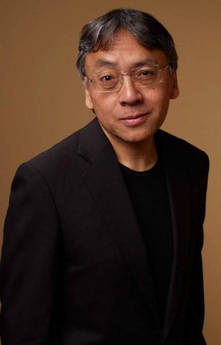Кадзуо Исигуро. / Фото: www.aminoapps.com