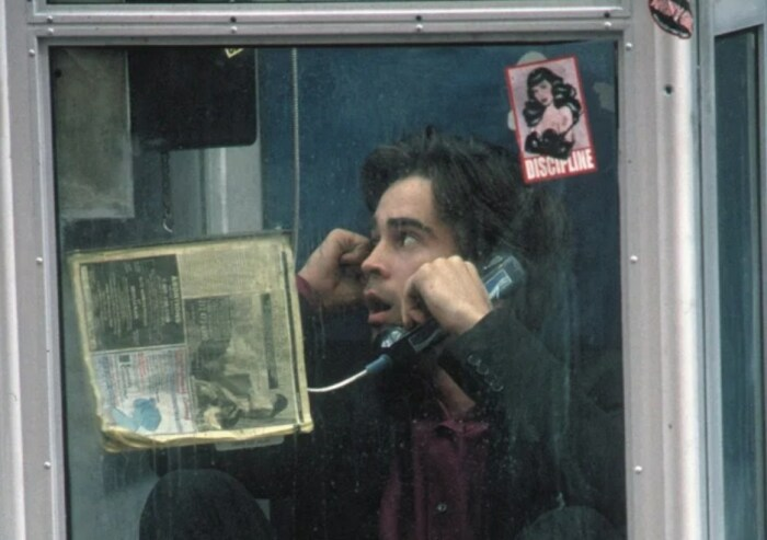 Кадр из фильма «Телефонная будка». / Фото: www.kinopoisk.ru