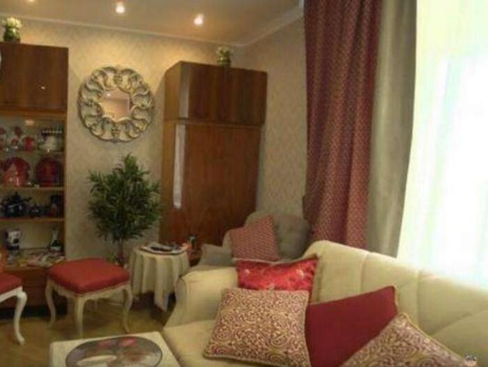 Квартира Людмилы Хитяевой спустя год после ремонта. / Фото: www.binokl.cc