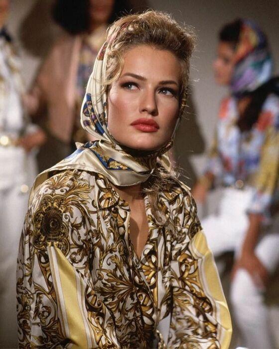 Карен Мюлдер. / Фото: www.pinimg.com