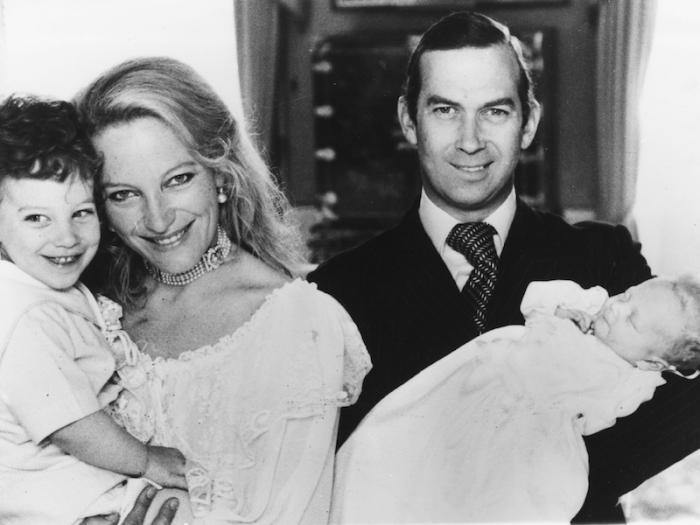Принц и принцесса Майкл Кентские с детьми. / Фото: www.newrezume.org