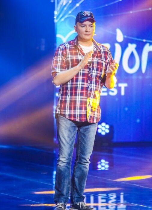 Андрей Данилко. / Фото: www.glamurchik.tochka.net
