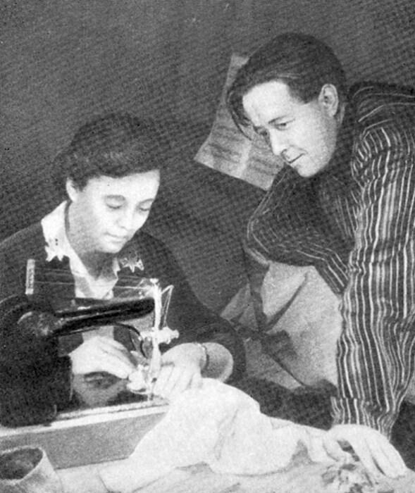 Александр Солженицын и Наталья Решетовская. / Фото: www.peremeny.ru