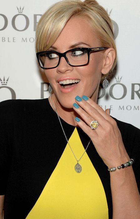 Дженни Маккарти в браслете Pandora. / Фото: www.fragola-shop.com