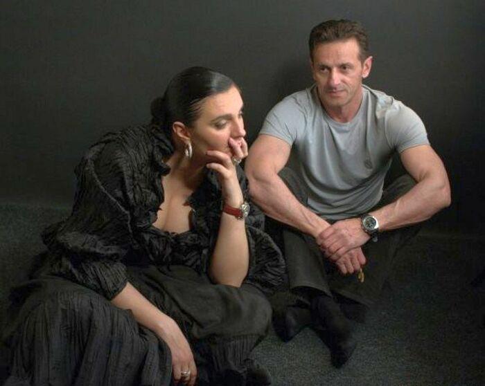 Елена Ваенга и Иван Матвиенко. / Фото: www.metronews.ru
