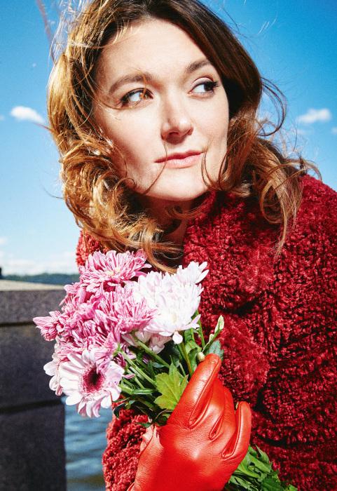 Надежда Михалкова. / Фото: www.esquire.ru