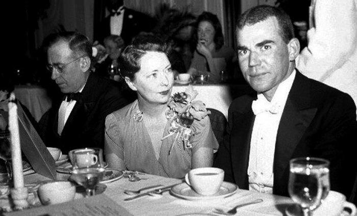 Маргарет Митчелл и Джон Марш. / Фото: www.persons-info.com