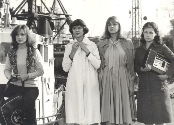 Кадр из фильма «Берегите женщин». / Фото: www.kino-teatr.ru