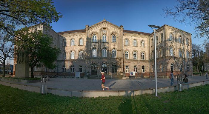 Гёттингенский университет. / Фото: www.wikimedia.org