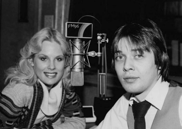 Дороти с Полом Снайдером, 1980 год. / Фото: www.istorik.net