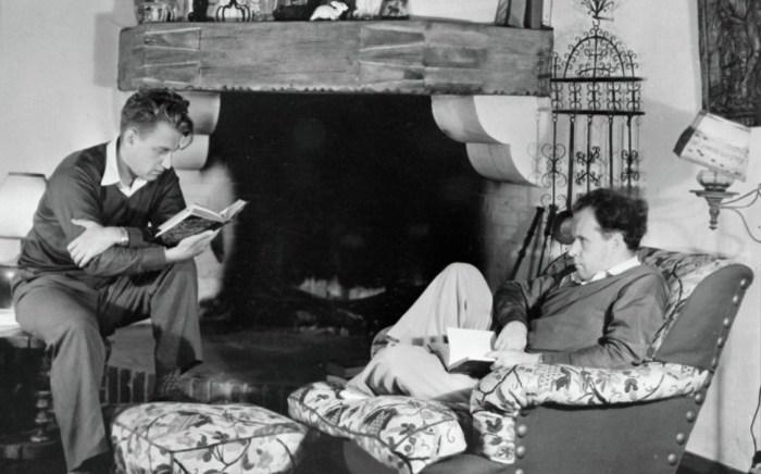 Григорий Александров и Сергей Эйзенштейн. / Фото: www.ria.ru