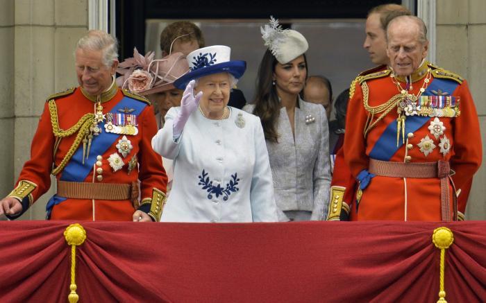 День рождения Елизаветы II. / Фото: www.royals-mag.ru