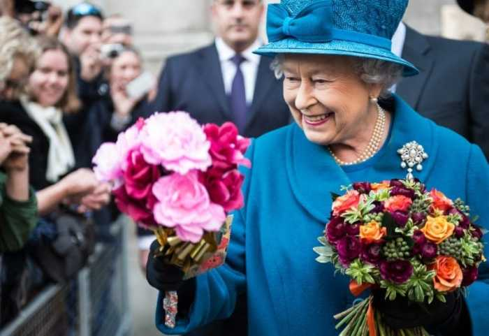 Елизавета II. / Фото: www.cloudfront.net