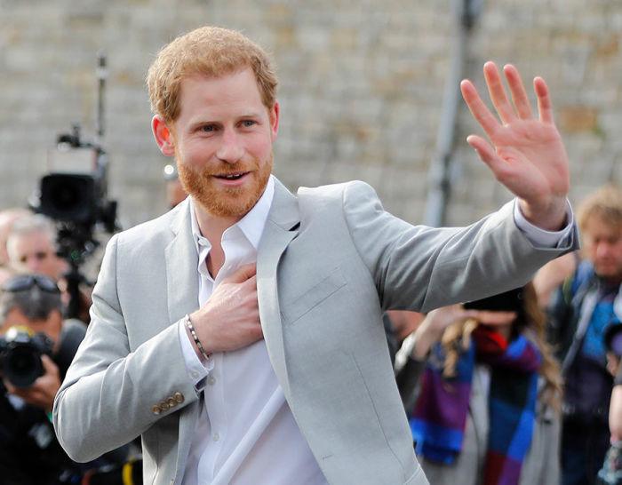 Принц Гарри. / Фото: www.express.co.uk