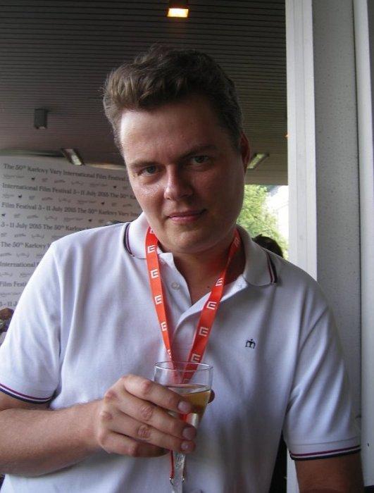Антон Климов. / Фото: www.ptel.cz