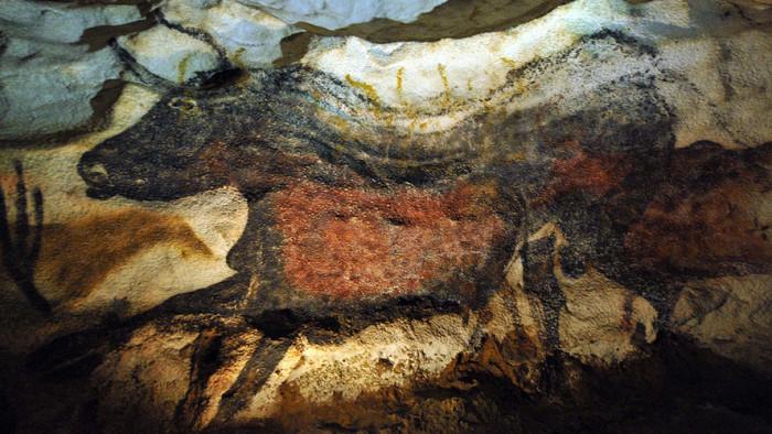 Пещера Ласко (Франция) / Фото: fishki.net