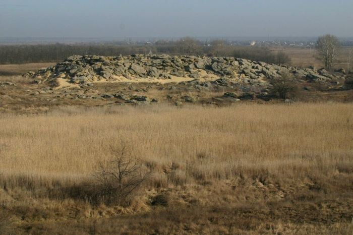 Каменная Могила / Фото:  mv.org.ua