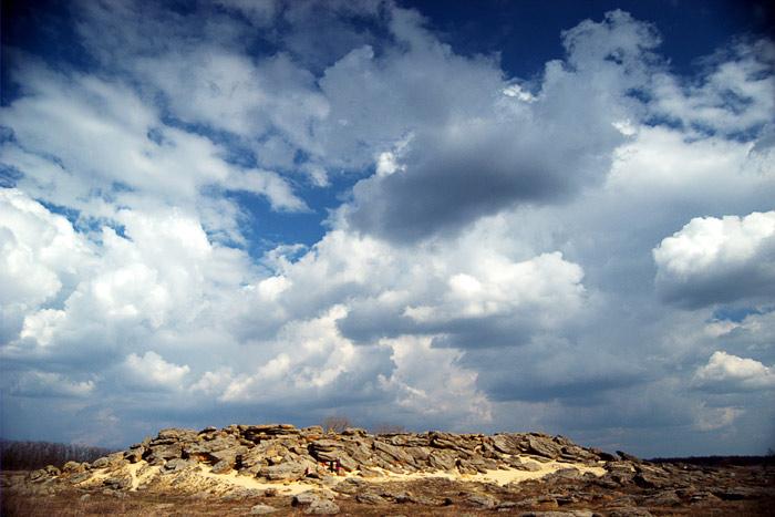 Каменная Могила /Фото: idoorway.mirtesen.ru
