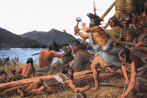 Война с индейцами./lenta.ru