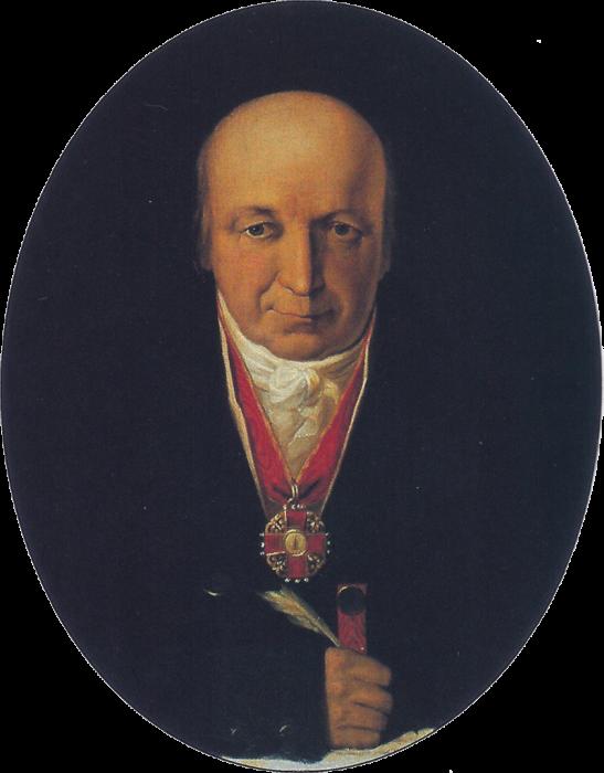 Александр Андреевич Баранов./wikimedia.org