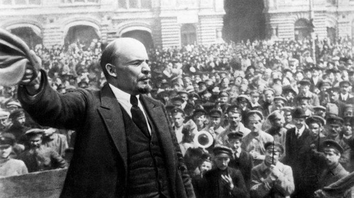 Владимир Ильич Ленин./ru.delfi.lt