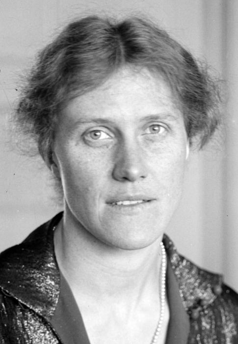 Эльза Брендстрем./Фото: https://commons.wikimedia.org